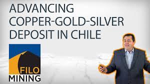 Filo Mining: Advancing <b>Big Copper</b>-Gold-<b>Silver</b> Deposit in Argentina ...