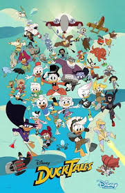 List of DuckTales characters - Wikipedia