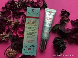 Erborian CC Red Correct — <b>корректирующий крем для лица</b> ...