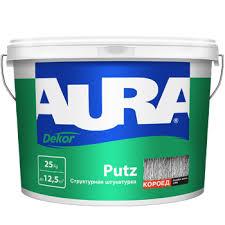 """Купите Структурная акриловая <b>штукатурка</b> """"<b>Aura Putz Decor</b>"""" для ..."""