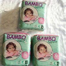 Одноразовые <b>подгузники Bambo Nature</b> baby - огромный выбор ...