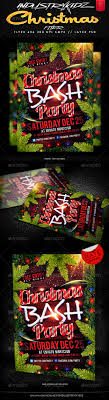 christmas party flyer templates by industrykidz graphicriver christmas party flyer templates holidays events