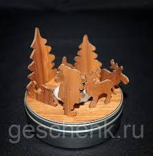 "<b>Подсвечник</b> ""Рождество"", цена 1190 руб, купить в России — Tiu ..."