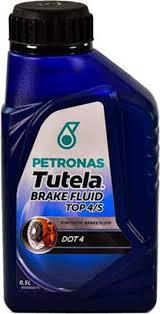 <b>Тормозная жидкость Petronas Tutela</b> Brake Fluid Top 4/S DOT 4 ...