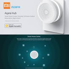 Xiaomi Mijia Aqara Hub Mi Gateway with RGB <b>Led Night Light Smart</b> ...