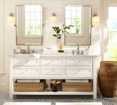 complete traditional bathroom using white vanity and awesome bathroom vanity mirrors on tile wall bathroom bathroom vanity lighting ideas bathroom traditional