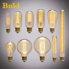 Fashion <b>Antique Retro Vintage Edison Bulbs Incandescent</b> Light ...