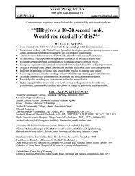 resume templates for nursing students  nursing student nurse    new graduate nurse resume template