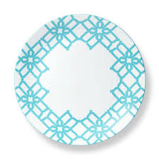 charger plates decorative: turquoise truman porcelain charger plate porcelain charger website s  porcelain charger truman turquoise
