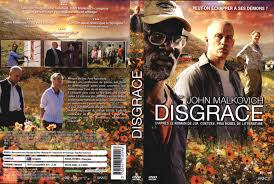 jaquette dvd de disgrace cin eacute ma passion disgrace