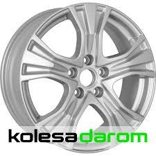 Купить диски на авто <b>КиК КС673</b> (<b>ZV 17_Tiguan</b>) 7xR17 5x112 ...