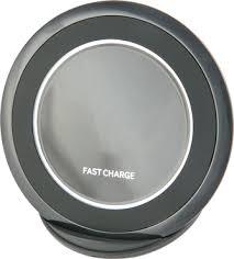 Купить Беспроводное <b>зарядное устройство Red Line</b> Qi-03 Black ...