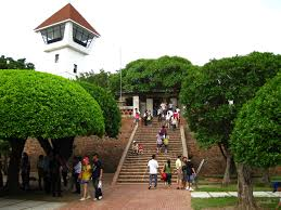 the most beautiful places in taiwan fort zeelandia