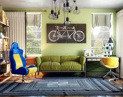 ravishing hangout room for teenage bedroomravishing leather office chair plan