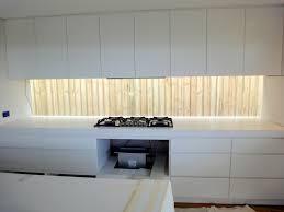 x black white splashback kitchen