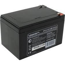 Аккумулятор для ИБП 12V 12Ah <b>Ippon IP12</b>-12 — купить в городе ...