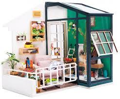 <b>Конструктор Diy House</b> Интерьерный для творчества Балкон ...