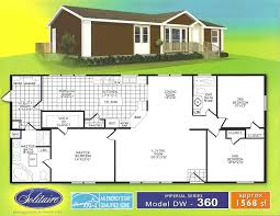 Spacious Double Wide Mobile Home Floorplans in New Mexico  Texas