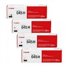 <b>Тонер</b>-<b>картридж Canon Cartridge</b> 045 H комплект (C,M,Y,K) 4шт ...