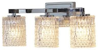 great chrome metal stand glass cover modern bathroom vanity light with intended for bathroom vanity lights chrome prepare top bel air lighting light amazing contemporary bathroom vanity lighting 3
