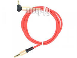 <b>Аксессуар</b> Innovation M1-AUDIO AUX <b>Jack 3.5mm</b> Red 14795