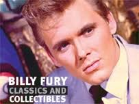 """Billy Fury - Pic: Chris Eley/Decca. Classics and Collectibles. """"Break Up is one of the stand out rare tracks. Charlie Rich wrote it. - billyfury_classics_cover_203x152"""