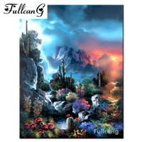 Discount <b>Diy</b> Diamond Painting Scenery