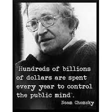 Noam Chomsky – Quotes | Educating Phoenix via Relatably.com