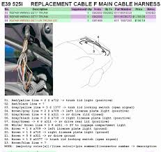 e stereo wiring harness e image wiring diagram e36 325is radio wiring diagram wiring diagram on e46 stereo wiring harness