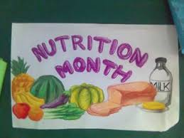 Image result for nutrition month