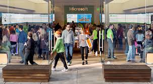 Microsoft Store Fashion Valley - San Diego, CA
