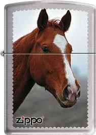 <b>Зажигалки Zippo Z_200</b>-Horse-Head   vladislavkondi.ru