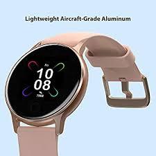 <b>UMIDIGI Uwatch 3S Smart</b> Watch, 5ATM Waterproof Activity Tracker ...