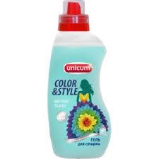 <b>Гель для стирки</b> цветного и линяющего белья <b>Unicum</b> | Отзывы ...