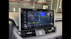 Навигация <b>Toyota</b> RAV4 2019 и 2020 (Android) - YouTube