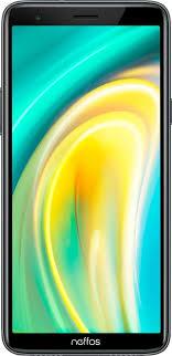 Мобильный <b>телефон</b> TP-LINK <b>Neffos A5</b> (серый)