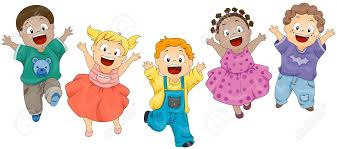 Image result for free clip art jumping
