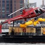 Doors-Off Helicopter Flights Under Scrutiny After East River Crash