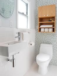 Contemporary Showers Bathrooms Small Space Modern Bathroom Jennifer Jones Hgtv