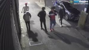 Search for group who stole <b>sneakers</b>, slashed man's thumb at <b>Bronx</b> ...