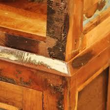 vidaXL Handmade Antique <b>Vintage Style Reclaimed Solid</b> Wood ...
