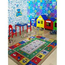 <b>Confetti Kids</b> Коврик Rugs Lesson 3 мм 133х190 см - Акушерство.Ru