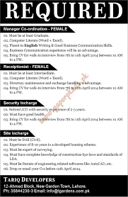 nawaiwaqt 06 2014 manager coordinator receiptionist nawaiwaqt 06 2014 manager coordinator receiptionist security incharge and other jobs