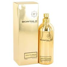 <b>Montale Gold Flowers</b> by Montale Eau De Parfum Spray 3.4 oz ...