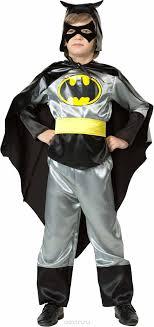<b>Батик Карнавальный костюм</b> для мальчика Черный Плащ ...