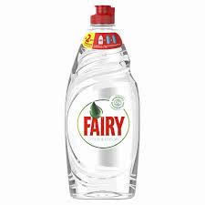 <b>Средство д</b>/мытья <b>посуды Fairy Pure</b> & Clean 650мл - купить с ...