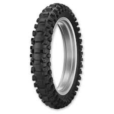 110/90-19 <b>Dunlop Geomax MX33</b> Rear Tire
