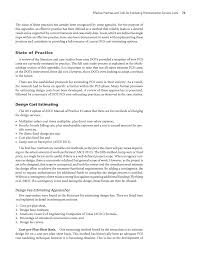 appendix c effective practices and tools for estimating page 73