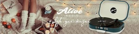 Виниловые проигрыватели <b>Alive</b> Audio | ВКонтакте