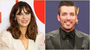 Zooey Deschanel and 'Property Brothers' Star Jonathan Scott Are ...
